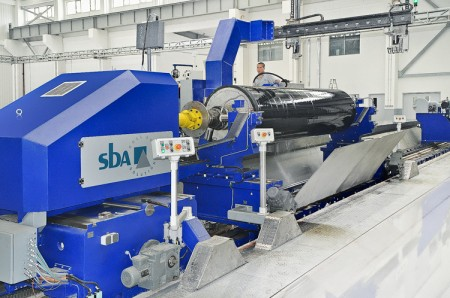SBA Grinding Machine for Paper Machine Rolls, China
